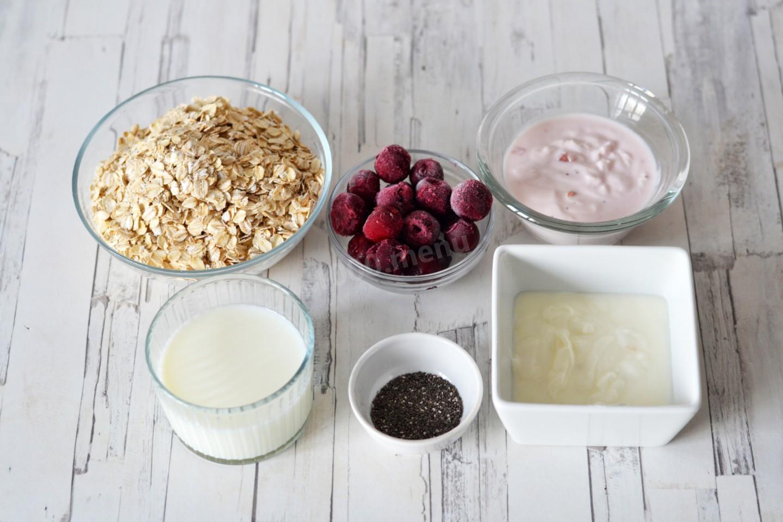 Ленивая овсянка в банке – 9 простых рецептов быстрого завтрака   razgadamus.ru