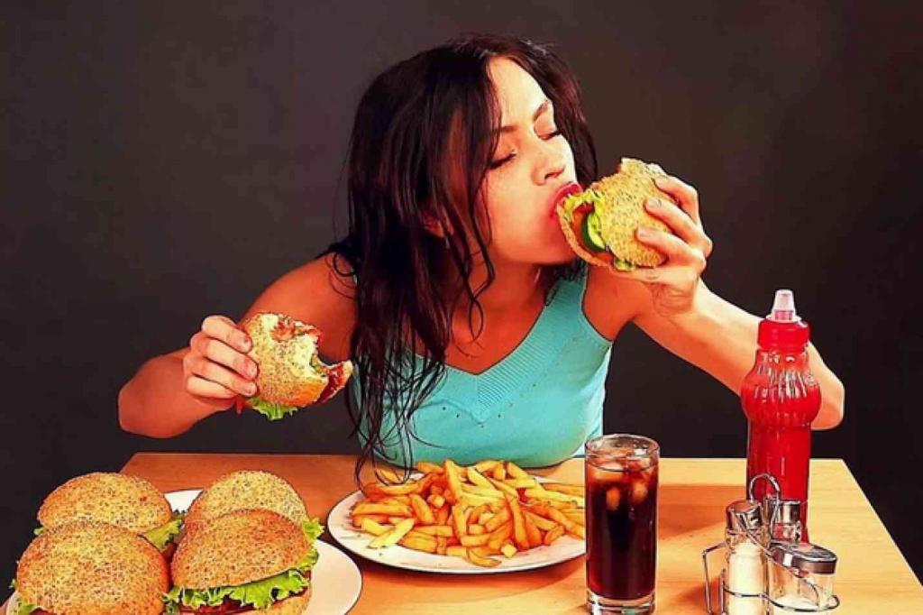 Как есть много и не толстеть: практические советы