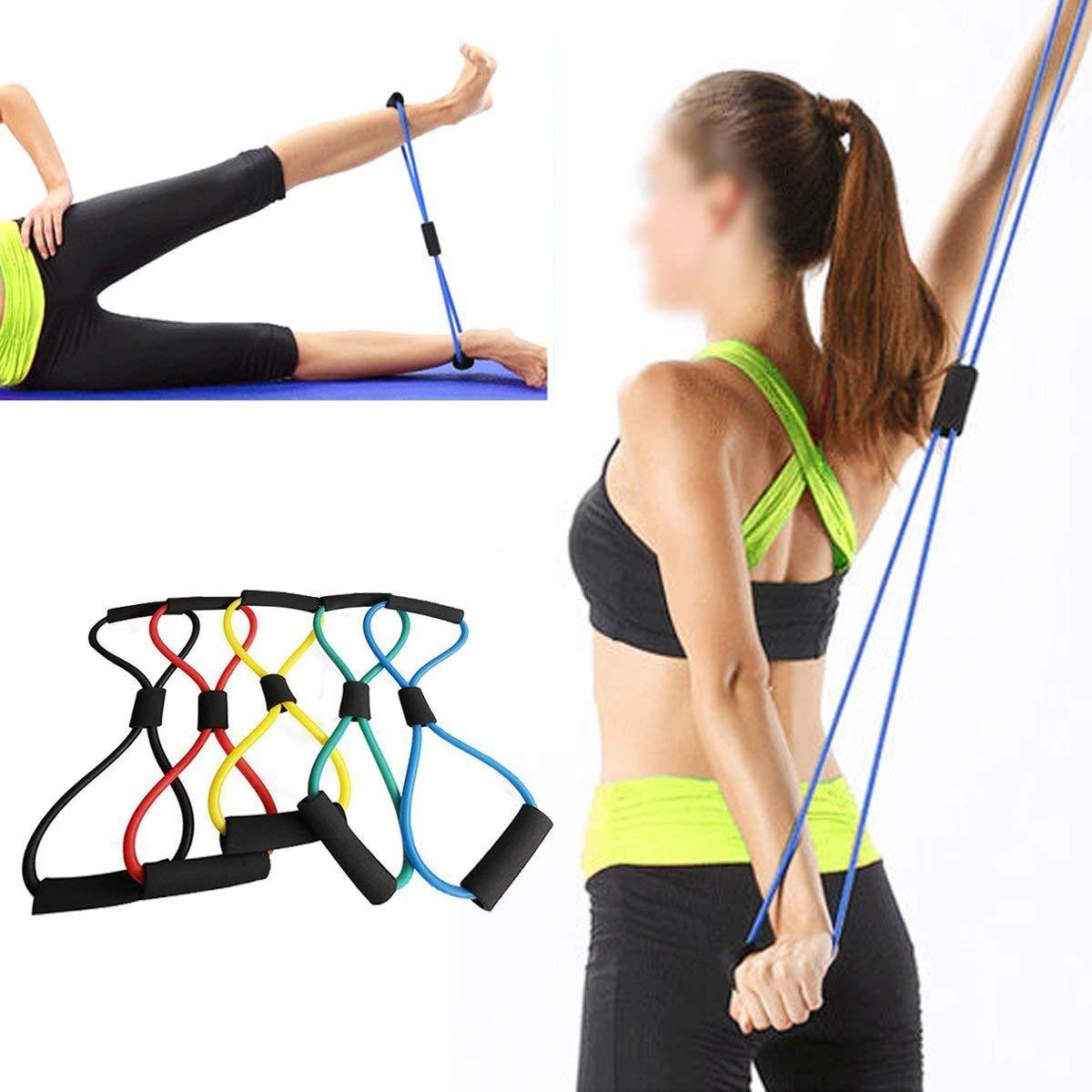 Резинка для фитнеса – альтернатива силовому оборудованию для тренировок женщинам дома
