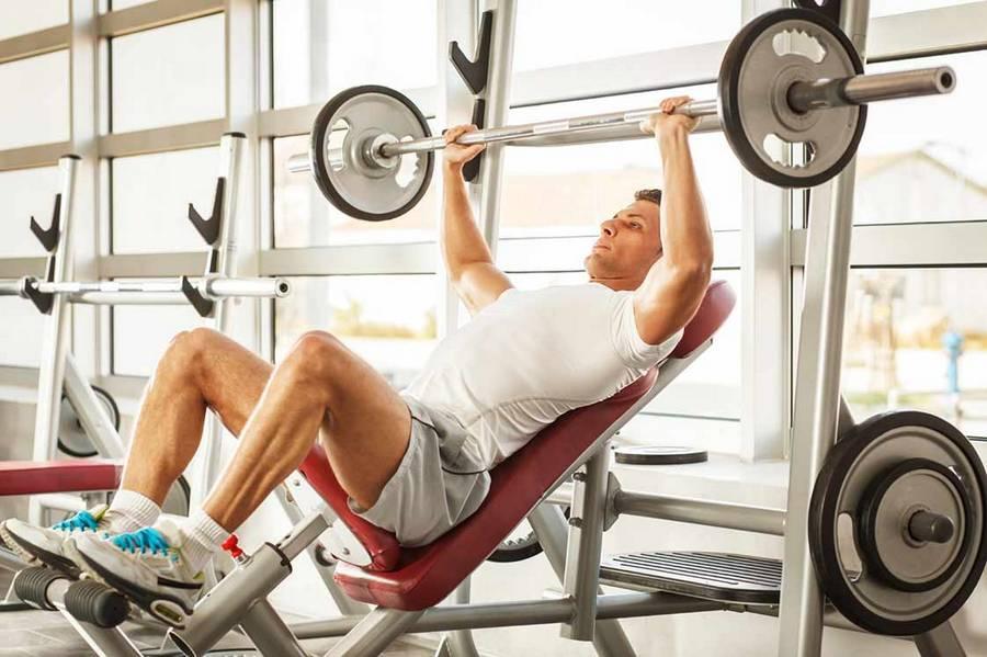 Сколько повторений нужно выбрать, начинающему заниматься? и что такое рабочий вес, как определить рабочий вес? как начинать тренировки в тренажёрном зале, чтобы мышцы не болели. как правильно накачать мышцы |