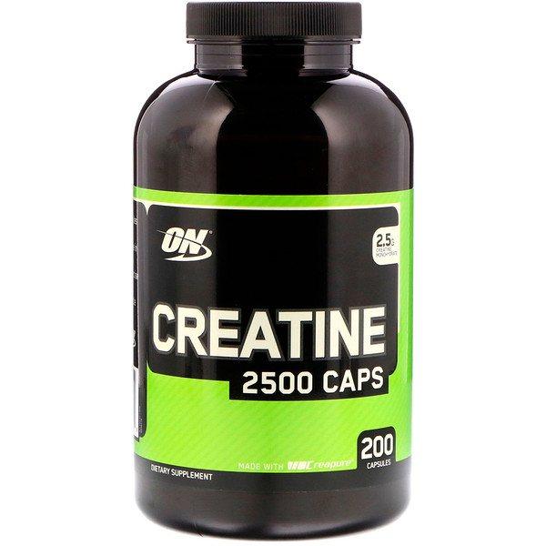 Creatine 2500 caps от optimum nutrition как принимать отзывы