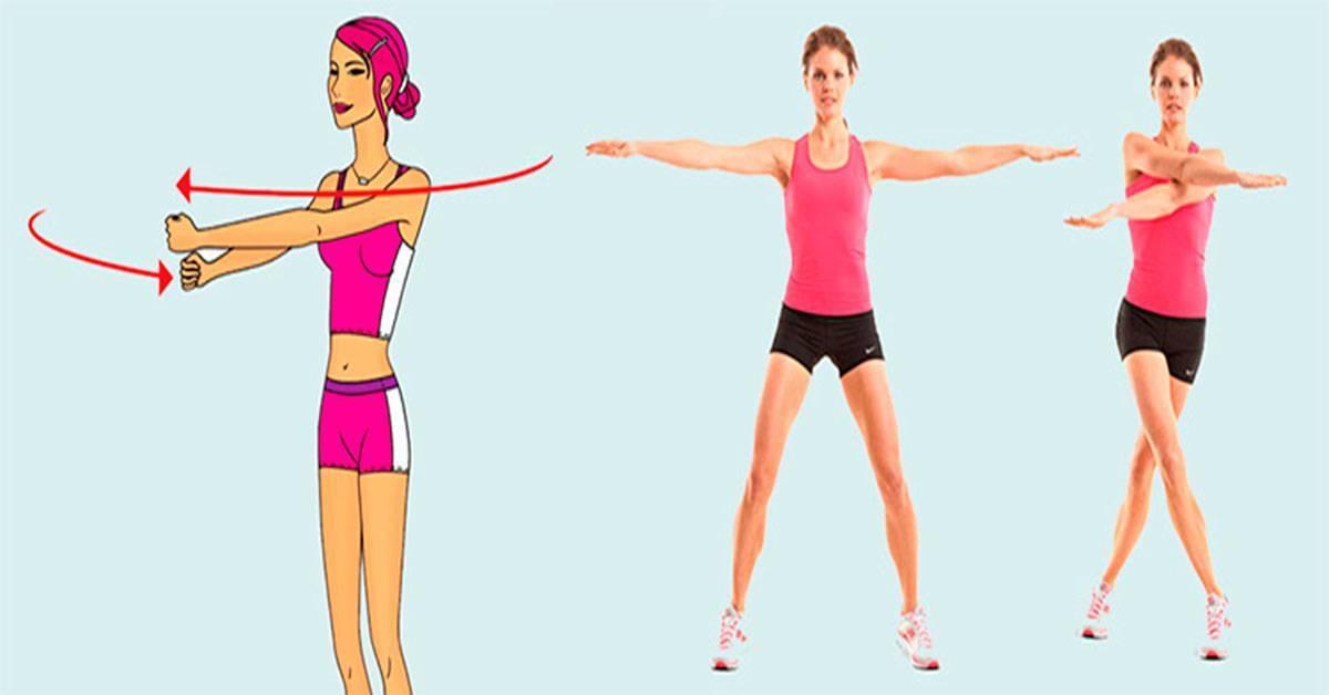 6 упражнений для рук, чтобы не висела кожа для выполнения в домашних условиях