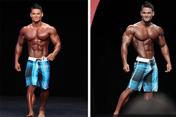 Джереми Буэндиа — многократный чемпион «Men's Physique»