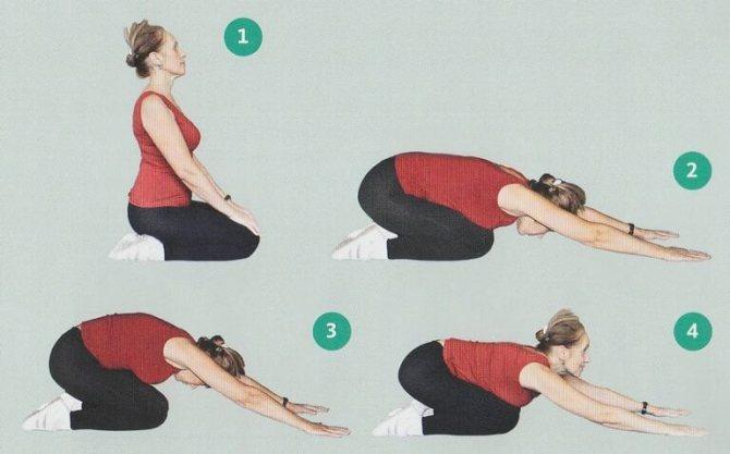 Йога при болях в спине: самые лучшие упражнения для здорового позвоночника