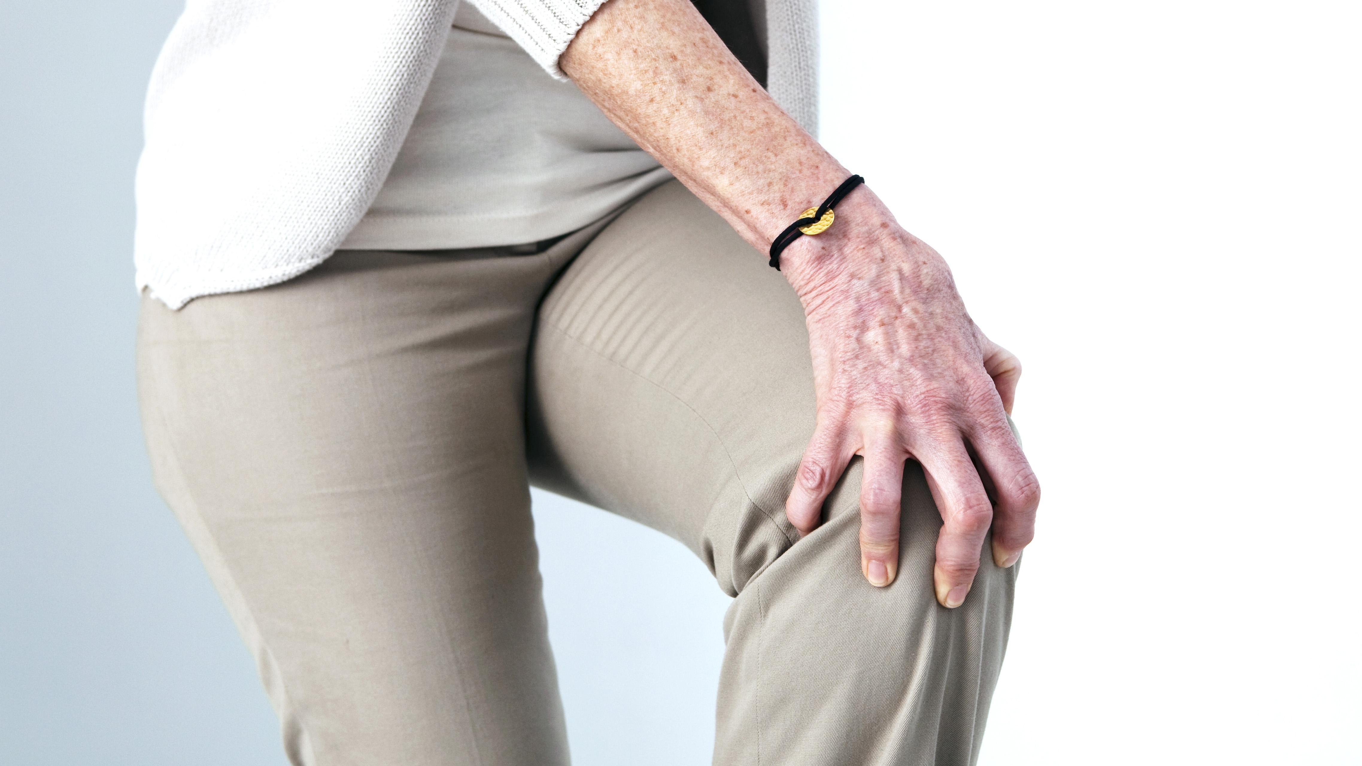 Как беречь суставы коленные