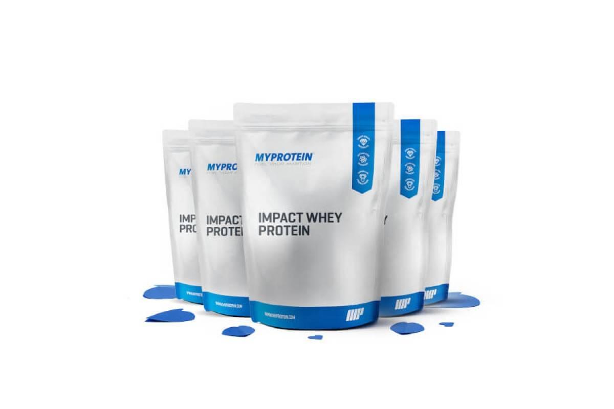 Сывороточный протеин myprotein impact whey protein