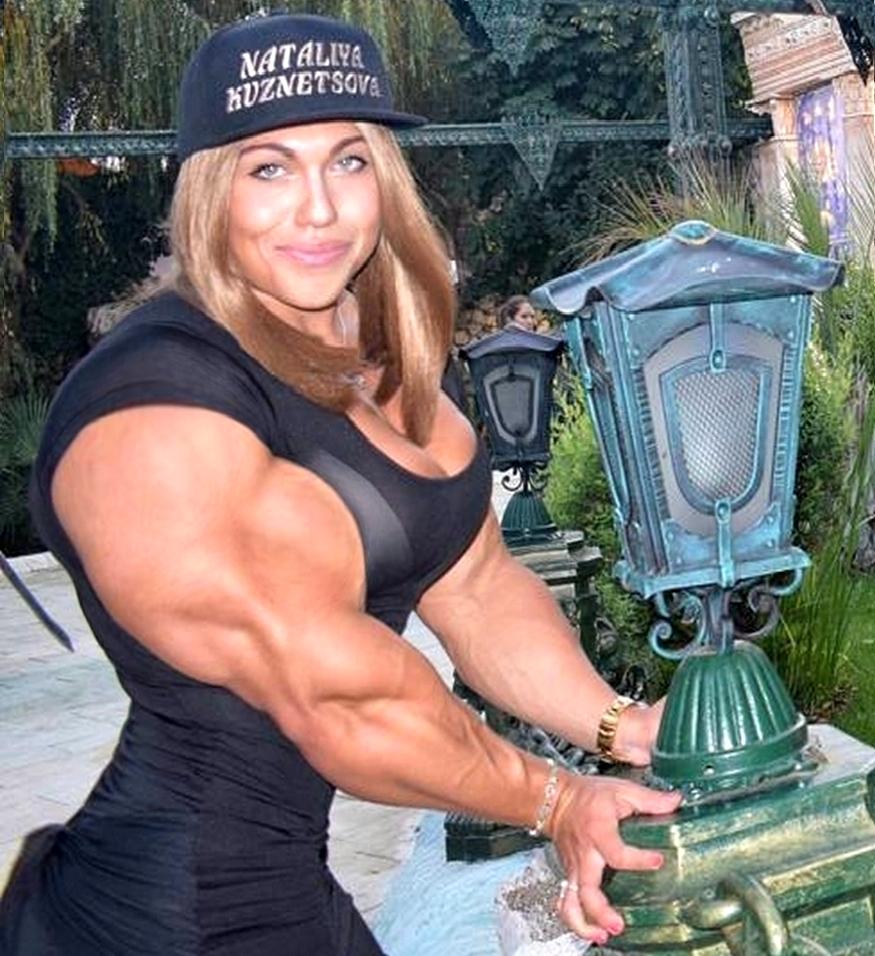 Наталья кузнецова: сила тела