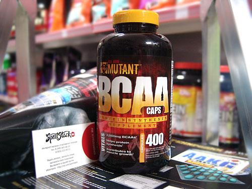 Bcaa caps от mutant: как принимать, состав и отзывы