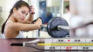 Можно ли тренироваться во время болезни? – зожник  можно ли тренироваться во время болезни? – зожник