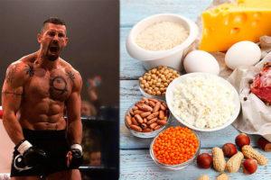 Как быстро набрать мышечную массу, режим питания
