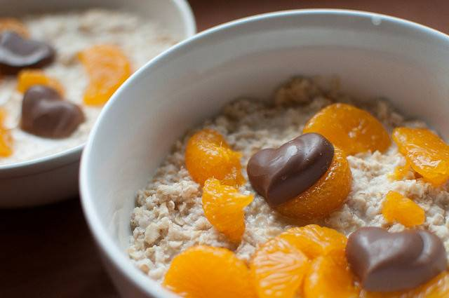 Овсянка на завтрак для похудения: польза и вред