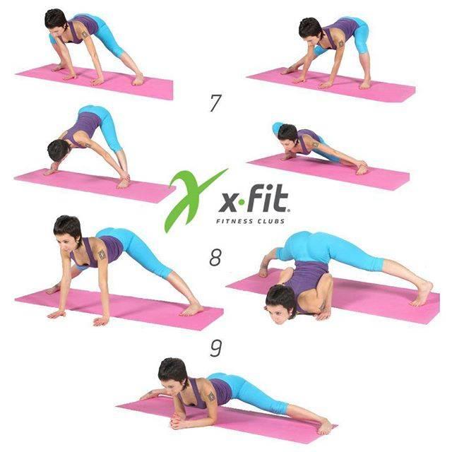 Как сесть на шпагат за неделю: комплекс упражнений