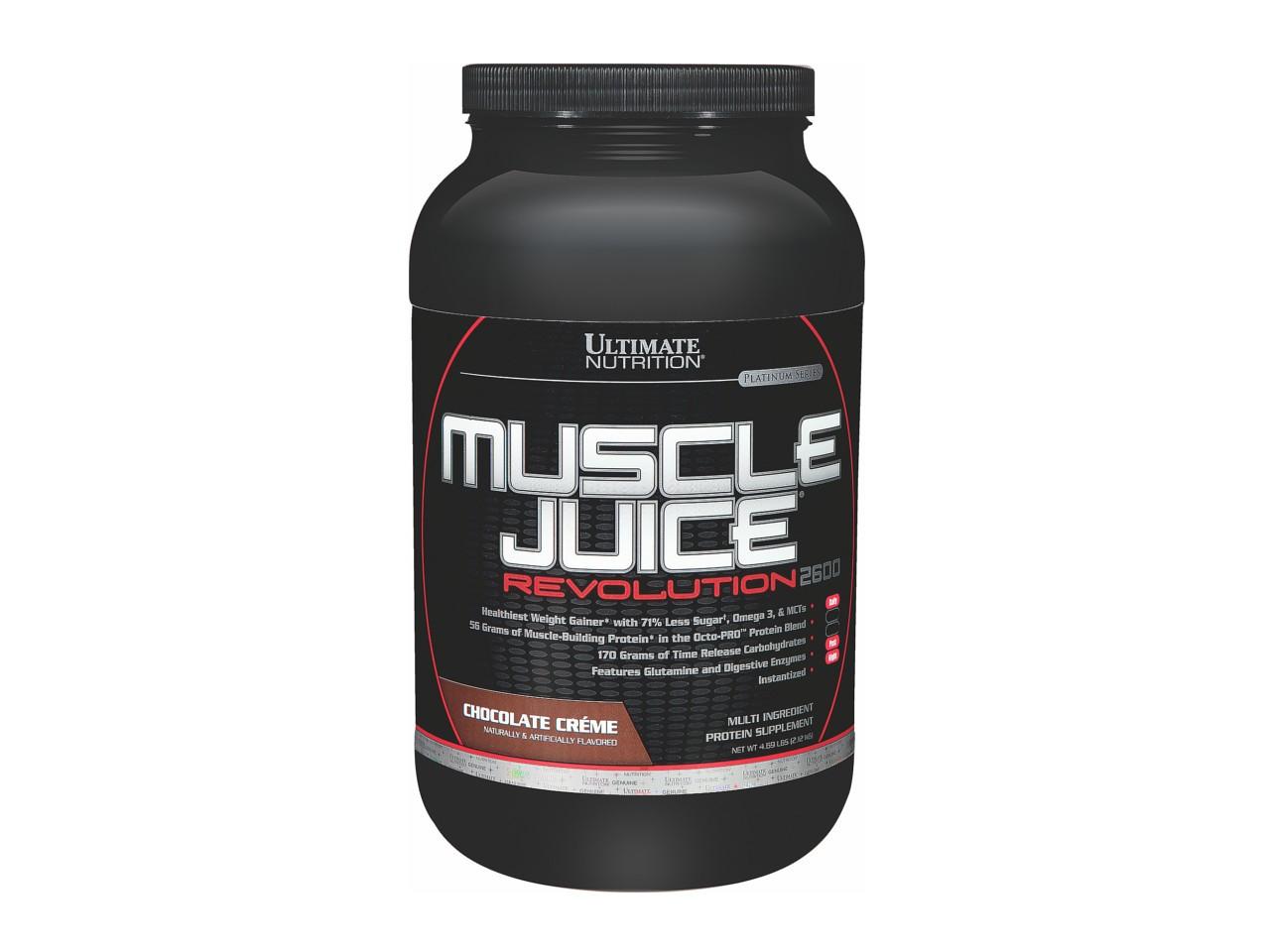 Отзывы на гейнер muscle juice revolution 2600 ultimate nutrition от покупателей 5lb.ru