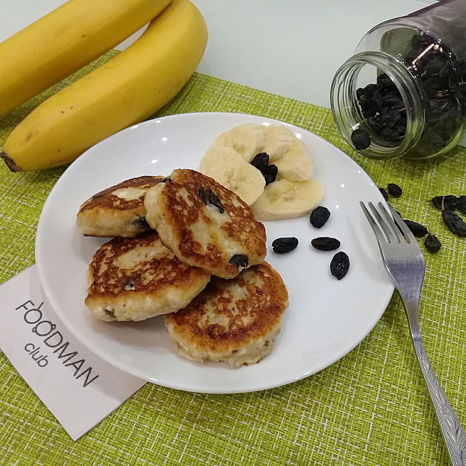 Яблочные сырники - 6 пошаговых фото в рецепте
