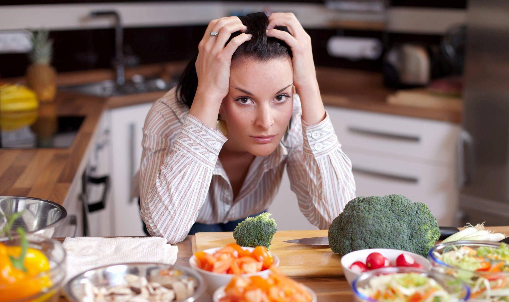 Сидите на диете - как усидеть, соблюсти диету и не сорваться