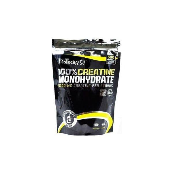Creatine monohydrate 100% от scitec nutrition