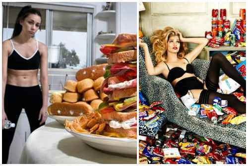 Читмил: как питаться правильно, но съесть то, что нравится