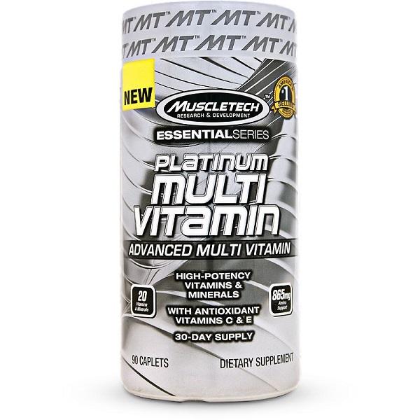Platinum multi vitamin 90 таб. muscletech (1548613) купить от 594 руб в екатеринбурге, отзывы, видео обзоры и характеристики