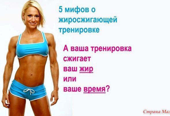 Сколько нужно тренироваться, чтобы начал сгорать жир?