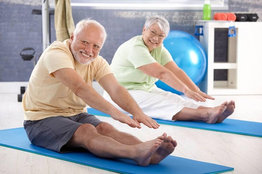 Суставная гимнастика - простые упражнения возвращают здоровье | запитание