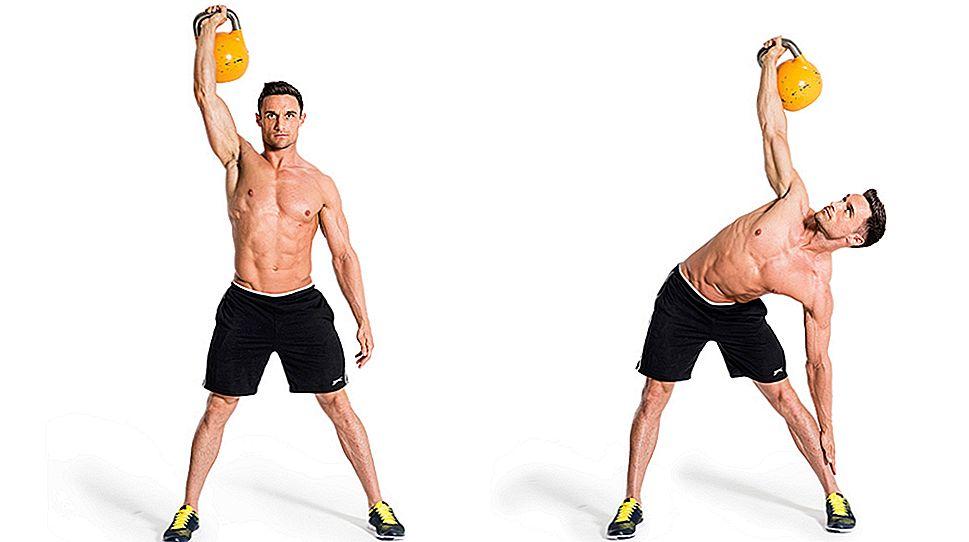 11 кроссфит wod с трастерами, чтобы стать сильнее