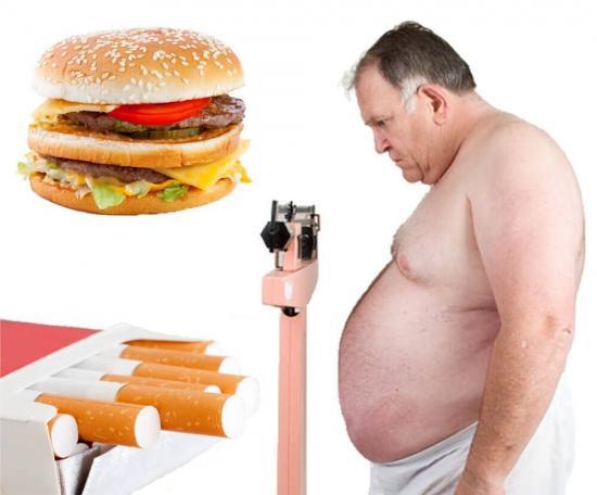 Что такое ожирение и как победить избыточный вес?