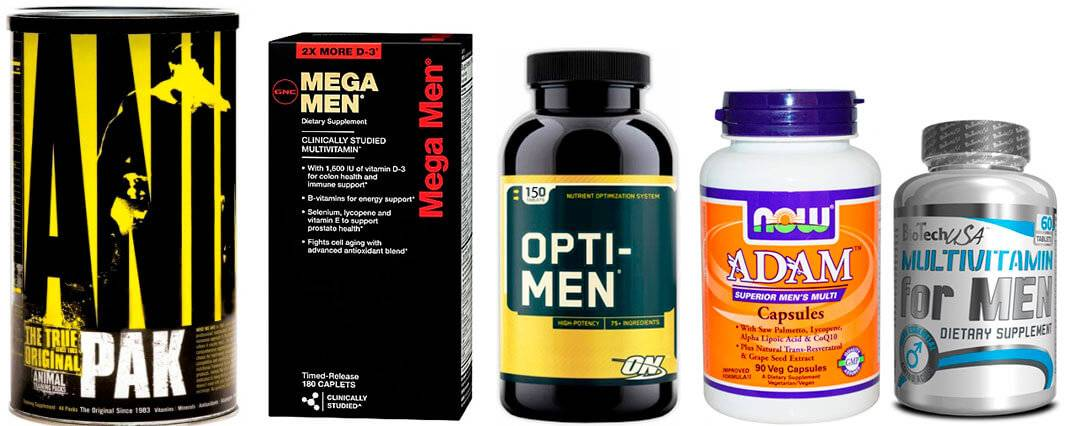 Витамины для энергии и бодрости: какие лучше для спортсменов