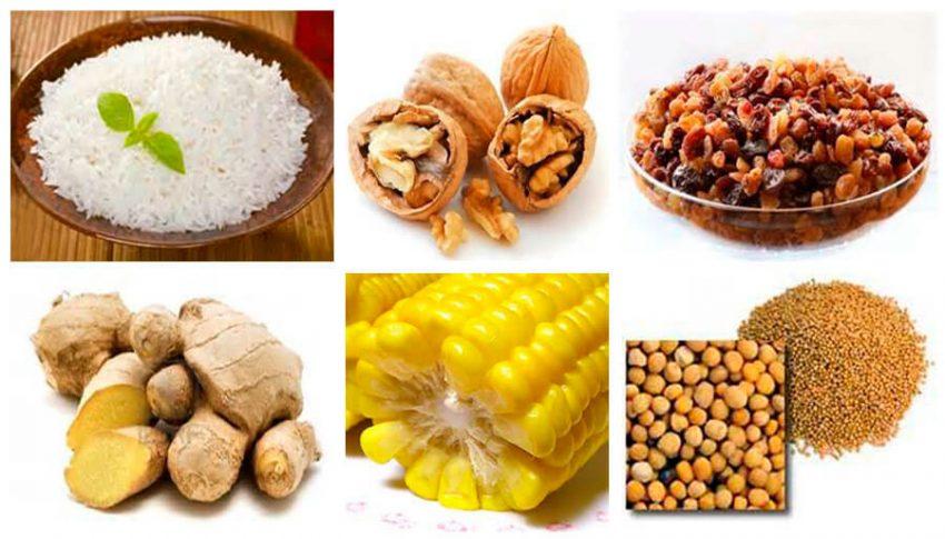 Какие продуктах содержится меланин