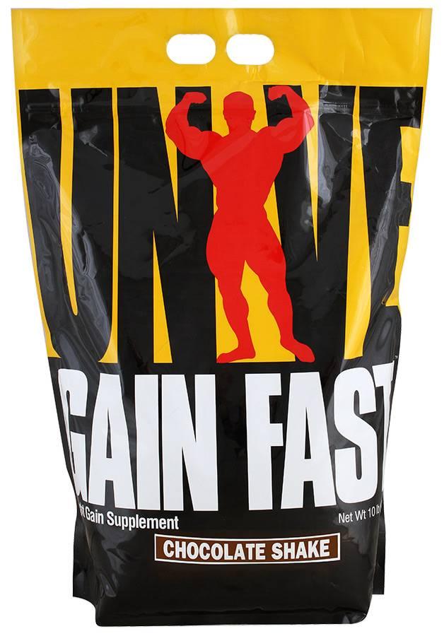 Gain fast 3100 от universal nutrition - спортивное питание на dailyfit