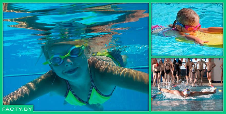 Польза плавания в бассейне для женщин, мужчин и детей