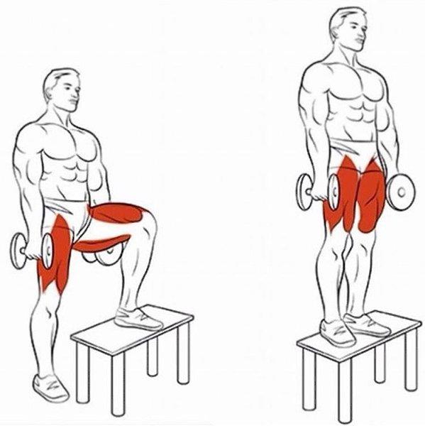 Как накачать ноги в домашних условиях? 4 простых упражнения