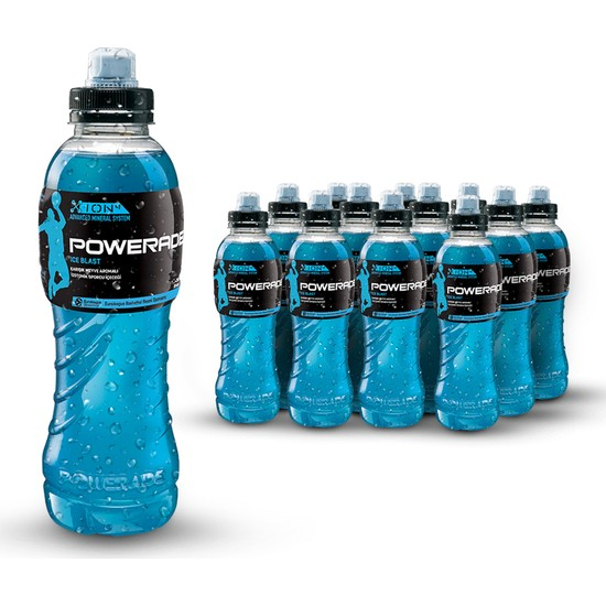 Напиток powerade – спортивный напиток powerade: состав, польза и вред