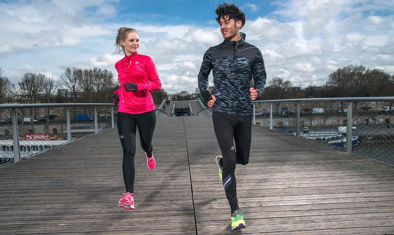 Одежда для бега:как правильно выбрать