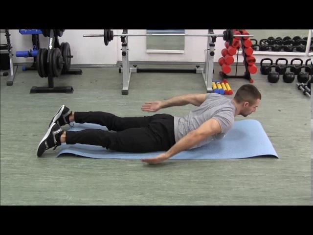 Гиперэкстензия: какие мышцы работают и как делать правильный прогиб