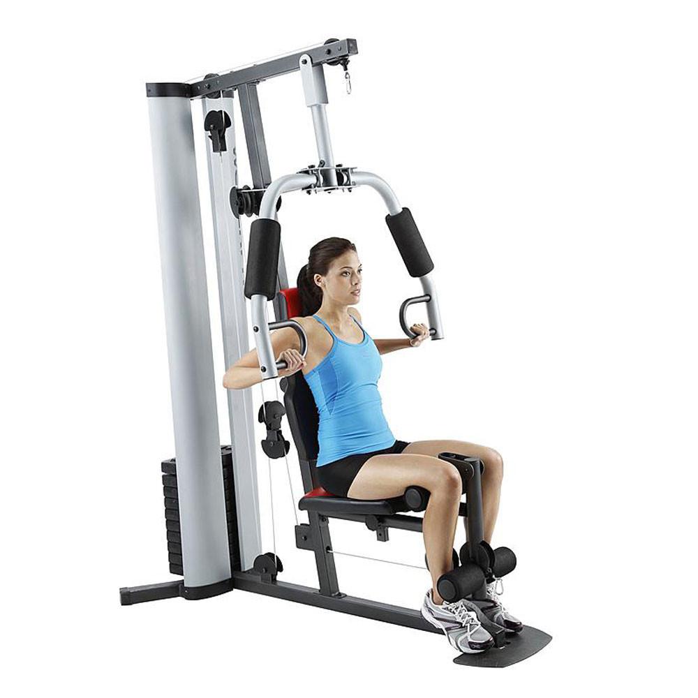 Тренажеры в спортзале: обзор видов современного оборудования, список эффективных упражнений