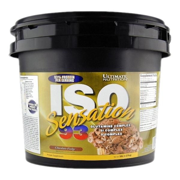 Iso sensation 93 ultimate nutrition купить, описание, состав, как принимать
