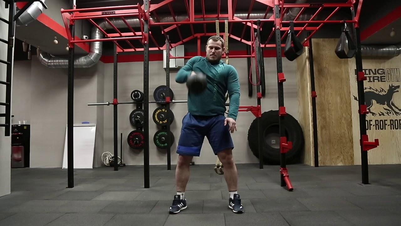 Кроссфит с гирями – гайд тренировок