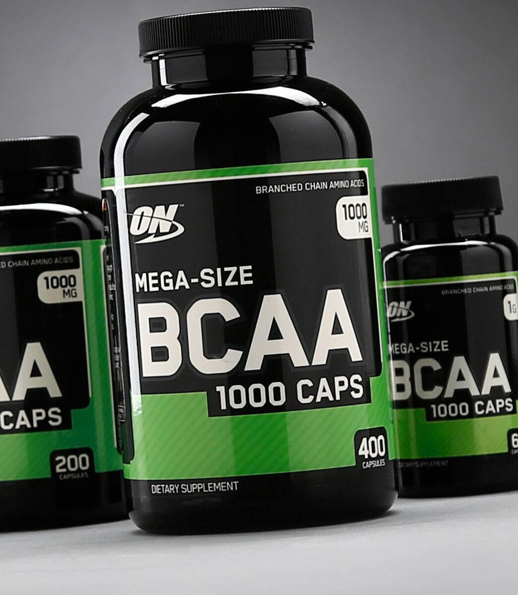 Bcaa или аминокислоты — что лучше, их отличия
