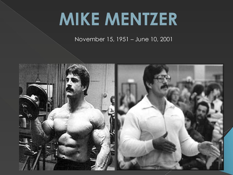 Майк ментцер - mike mentzer - qaz.wiki