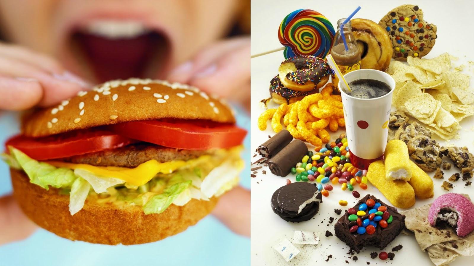 Почему вредные продукты такие вкусные