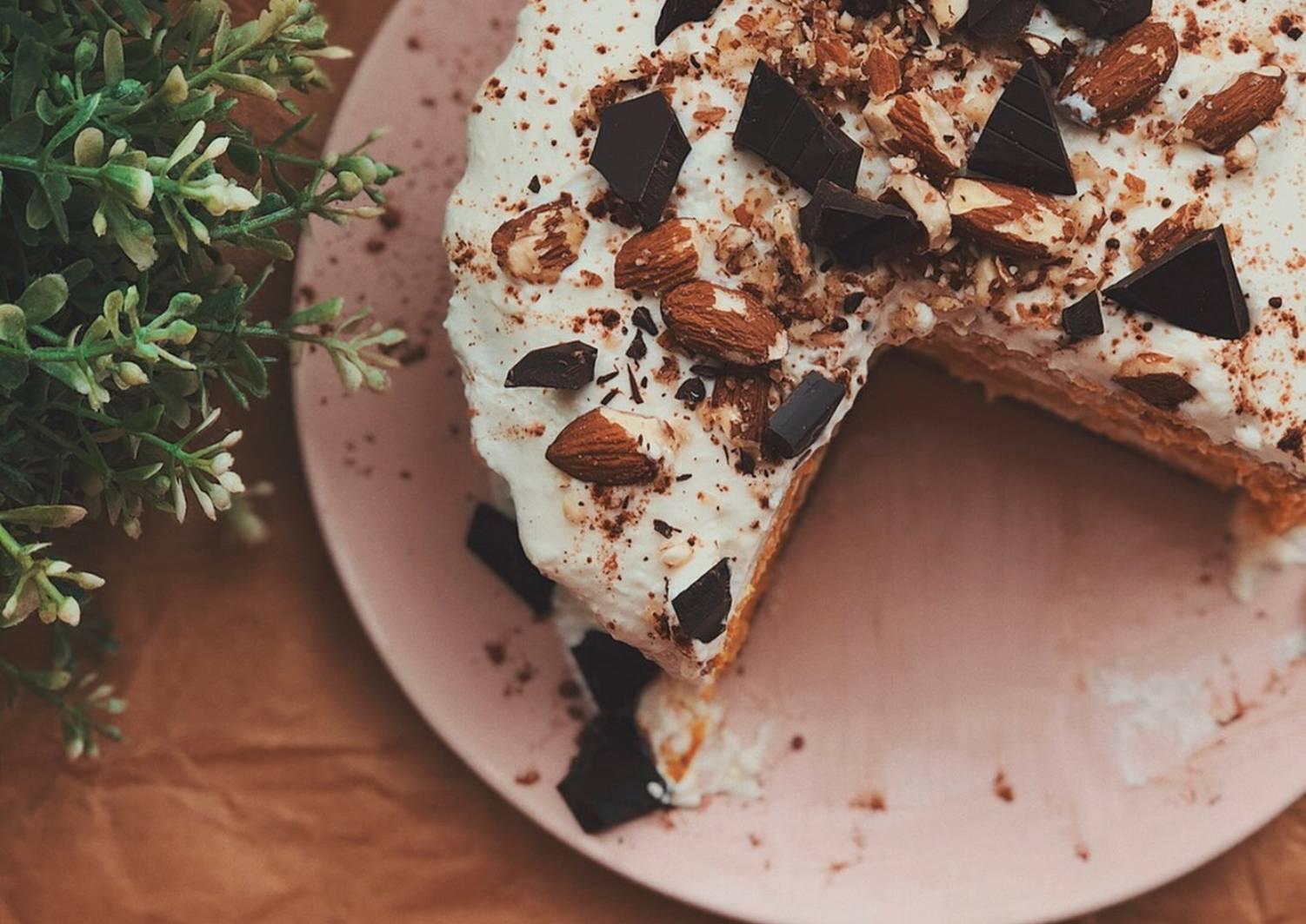 5 рецептов пп тортов! | здоровое питание