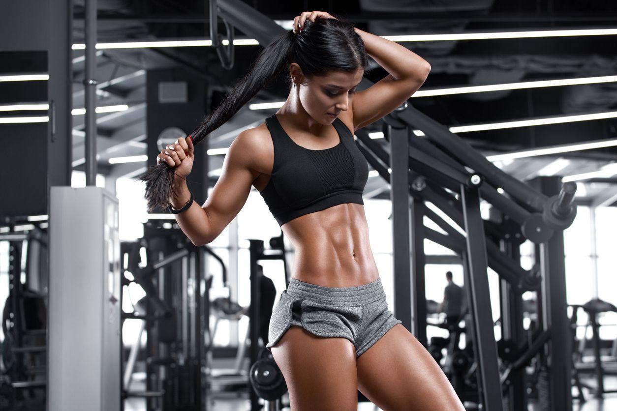 Топ 5 мифов о женской силовой тренировке