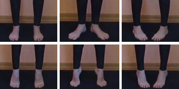 Упражнения для уменьшения объема толстых икр ног для девушек