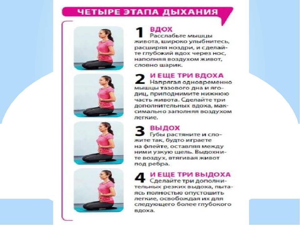 Как правильно дышать во время силовой тренировки