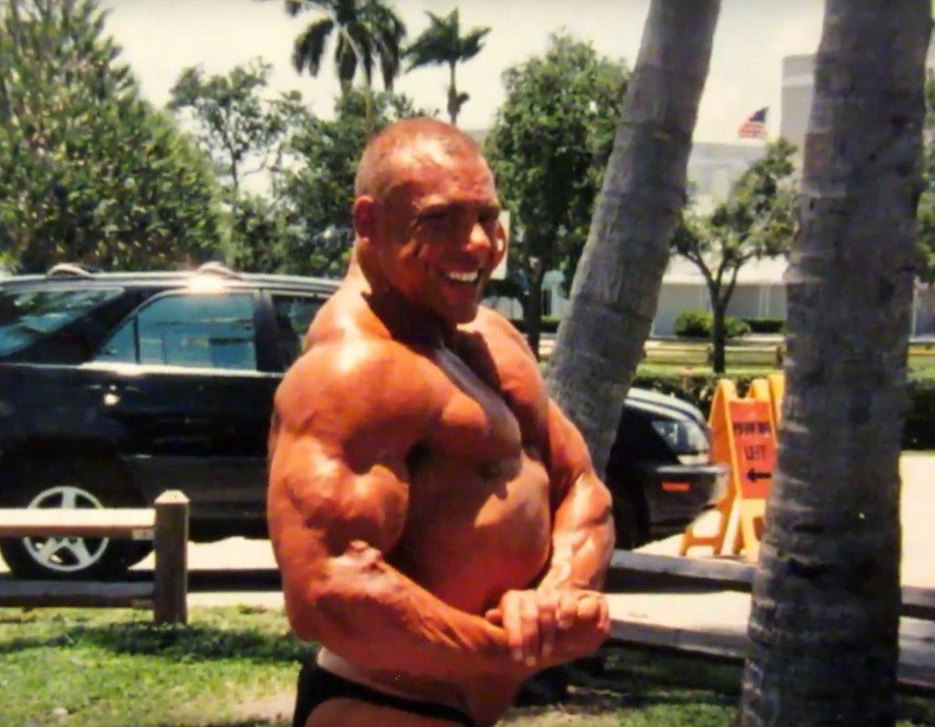 Как тренирует шею майк тайсон