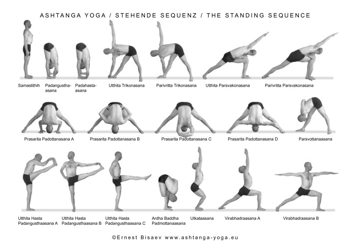 Йога для начинающих в домашних условиях: позы, комплексы