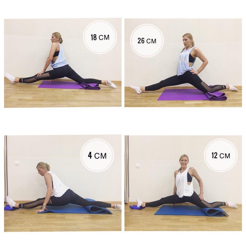 Как сесть на шпагат за неделю: эффективные упражнения и рекомендации