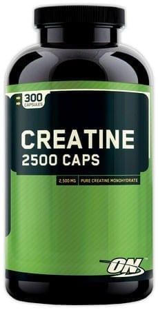 Micronized creatine powder 600 гр. (optimum nutrition)