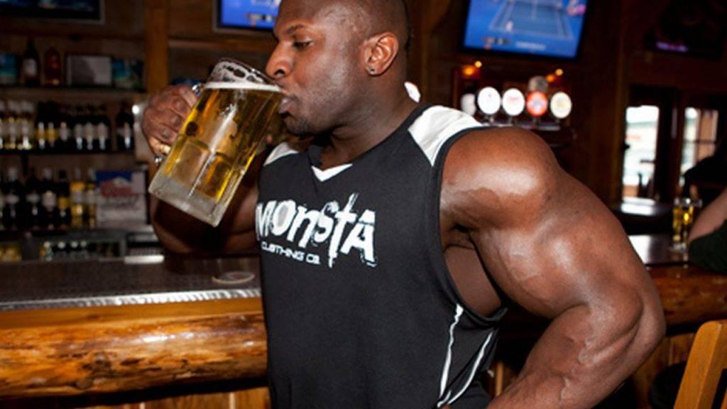 Алкоголь и занятия спортом: 8 угроз для организма