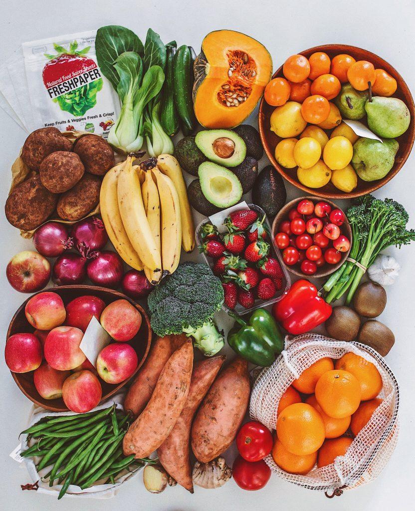 Веганское питание: меню на неделю